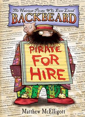 Backbeard By McElligott, Matthew